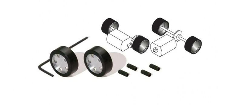 Scalextric C8412 Rally Wheels