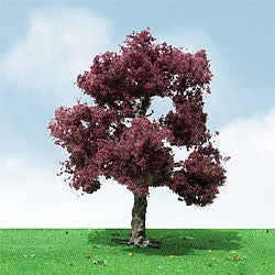 JTT 92305 HO Copper Beech Trees 76-89mm 2pc