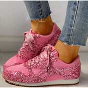 WOMEN CRYSTAL GLITTERING SHOES