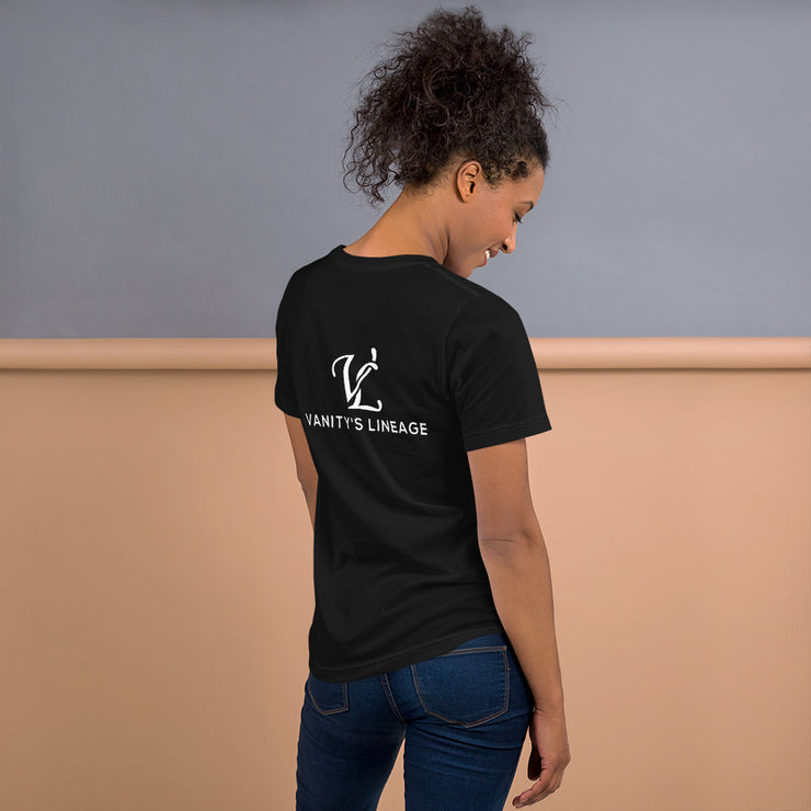 WOMEN VANITY INSANE T-SHIRT