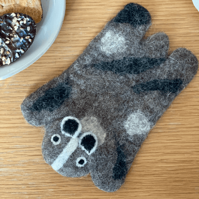 badger-cute-felt-wool-coaster