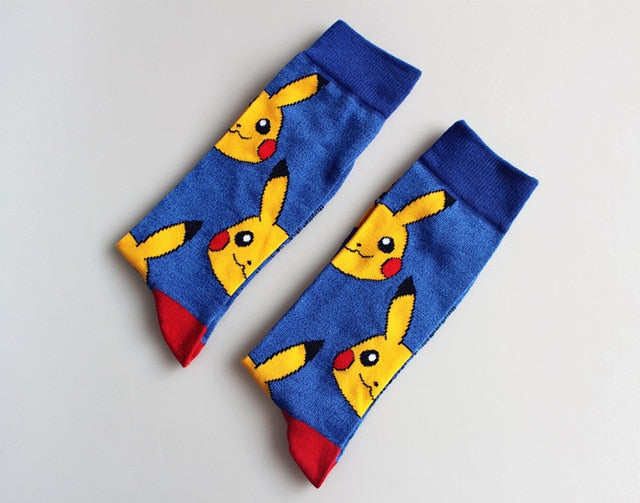 Pokemon Go Ankle Socks