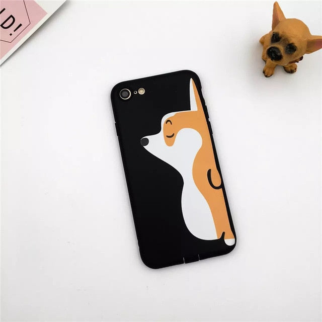 Sleeping Corgi Phone Case