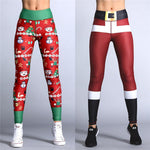 Festive Christmas Leggings(FREE SHIPPING FOR A LIMITED TIME)