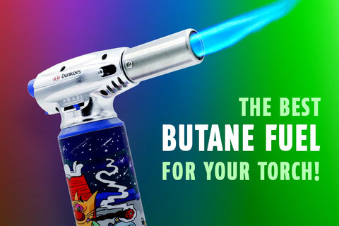 The Best Butane Fuel for your Butane Torch Lighter