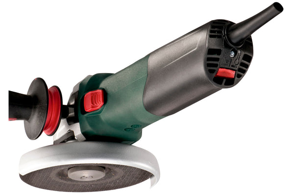 "METABO W 12-125 QUICK (600398420) 5"" ANGLE GRINDER"