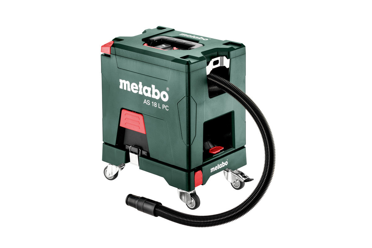 METABO AS 18 L PC (602021860) CORDLESS VACUUM CLEANER (BARE TOOL ONLY!!)