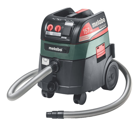 METABO ASR AUTOCLEANPLUS HEPA (602057800) ALL PURPOSE VACUUM CLEANER - CORDED