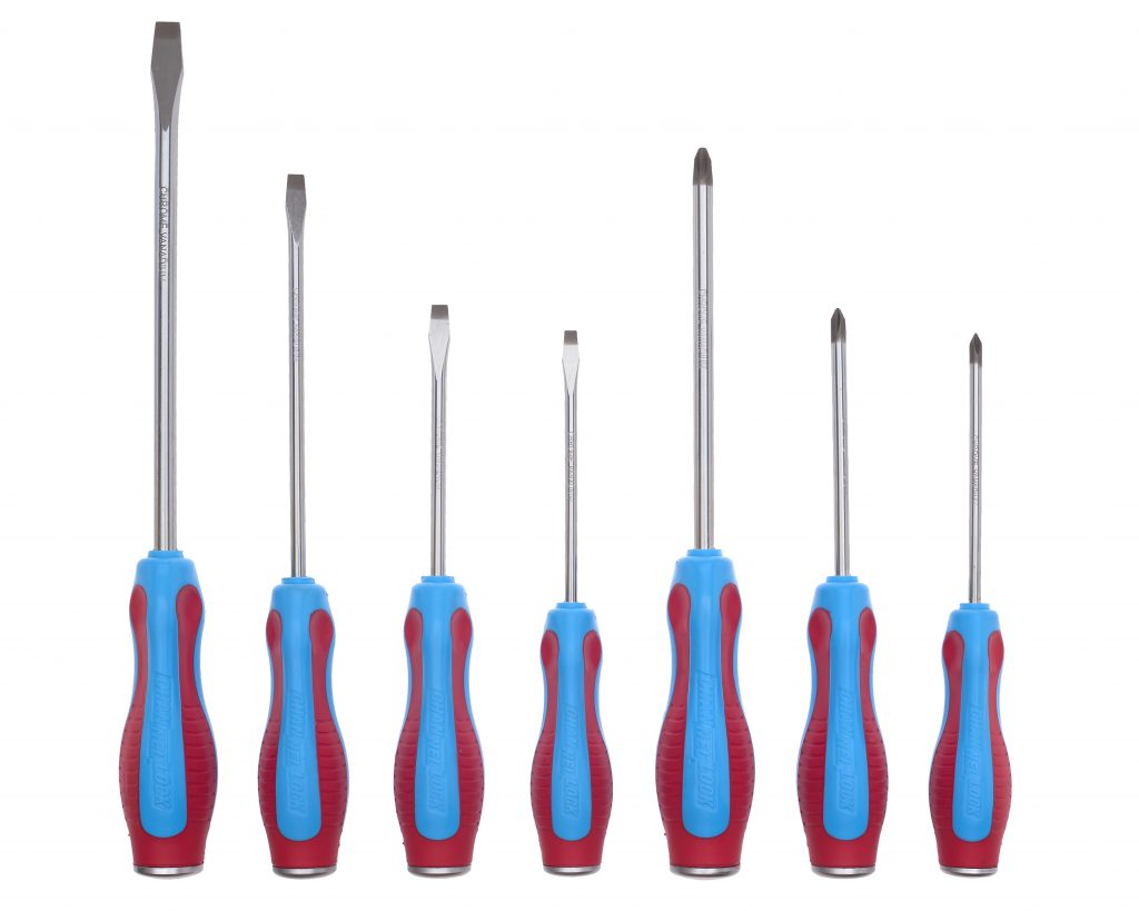 CHANNELLOCK SD-7CB - 7 PC. SCREWDRIVERS SET