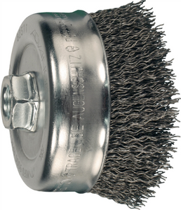"PFERD 2-3/4"" CRIMPED CUP ANGLE GRINDER BRUSH (PF82243)"