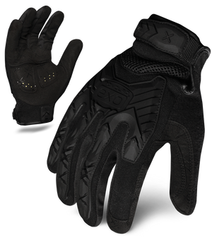 IRONCLAD EXOT-IBLK - EXO TACTICAL IMPACT GLOVE (BLACK)