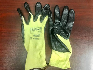 HYFLEX ULTRA LIGHTWEIGHT ASSEMBLY GLOVE SIZE 9 (12PR)