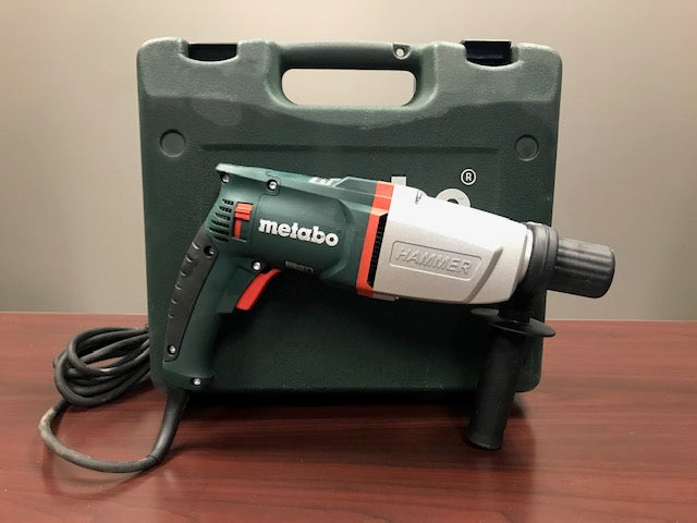"METABO BHE 2243 7/8"" HAMMER DRILL SDS-PLUS"