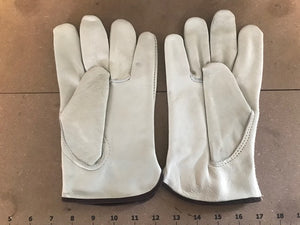 COWHIDE LEATHER DRIVER GLOVES 12/PK