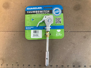 "THUMBSWITCH 6"" NOZZLE SAFETY AIR GUN"