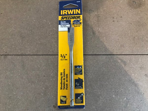 IRWIN 88808 1/2 SPEEDBOR WOOD DRILL BIT 10/PK