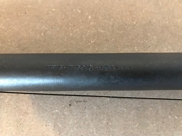 "WRIGHT TOOL 6910 10""-3/4 DRIVE IMPACT EXTENSION WITH PIN HOLE"