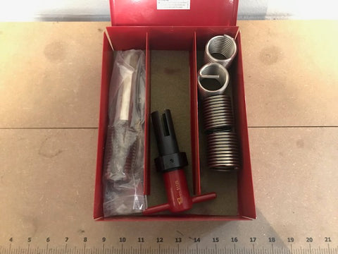 1 1/2-6 RECOIL THREAD REPAIR KIT