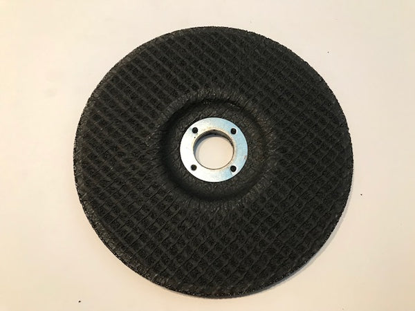 "METABO 6"" X 1/4"" X 7/8"", TYPE 27, ZA24T PLUS-Z GRINDING WHEEL (616787000)"