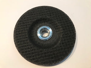 "METABO 4-1/2"" X 3/32"" X 5/8""-11, TYPE 27, A30R ORIGINAL SLICER CUTTING WHEEL (655727000) 25/BOX"