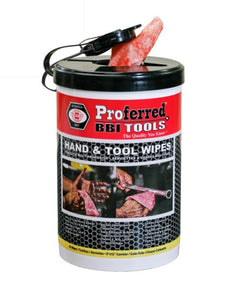PROFERRED HAND & TOOL WIPES
