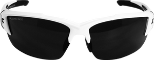 EDGE EYEWEAR KHOR G2 - TSDK246-G2 - WHITE FRAME - POLARIZED SMOKE LENS