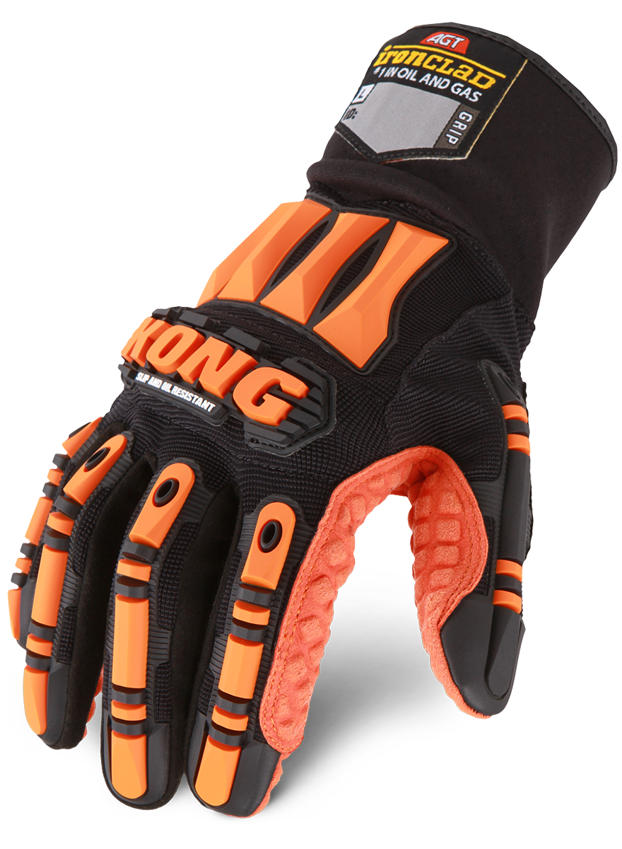 IRONCLAD SDX02 - KONG SLIP AND OIL RESISTANT GLOVE