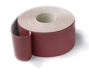 1 1/2 X 50 YD CLOTH SHOP ROLL (VARIOUS GRITS)