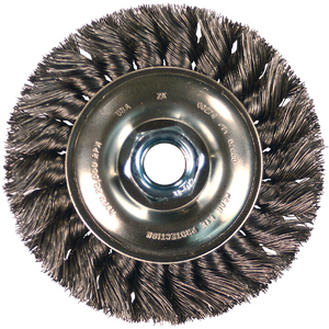 "PFERD 4"" KNOTTED ANGLE GRINDER WHEEL (PF82154)"