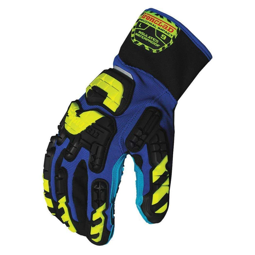 IRONCLAD VIB-IWP - VIBRAM INSULATED WATERPROOF GLOVE