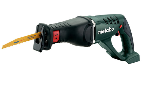 METABO ASE 18 LTX (602269850) CORDLESS RECIPROCATING SAW (BARE TOOL ONLY!!)