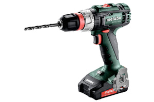 METABO:  BS 18 L QUICK (602320520) CORDLESS DRILL / SCREWDRIVER
