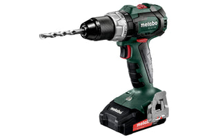 METABO: BS 18 LT BL (602325520) CORDLESS DRILL / SCREWDRIVER