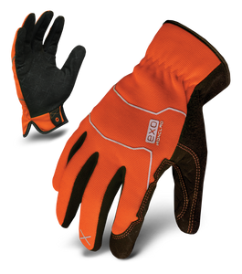 IRONCLAD EXO2-HSO - EXO HI-VIZ UTILITY ORANGE GLOVE