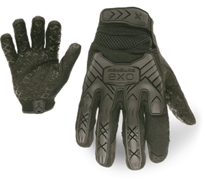 IRONCLAD EXOT-GIBLK - EXO TACTICAL GRIP IMPACT GLOVE (BLACK)