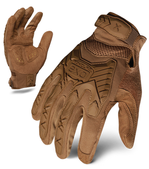 IRONCLAD EXOT-ICOY - EXO TACTICAL OPERATOR IMPACT GLOVE (COYOTE)