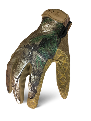 IRONCLAD EXOT-RTG - EXO TACTICAL REALTREE GRIP GLOVE