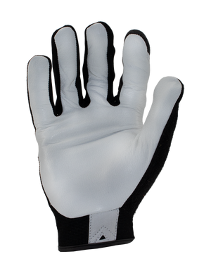 IRONCLAD IEX-MPLW - COMMAND SERIES PRO LEATHER WHITE GLOVE