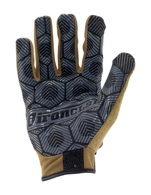 IRONCLAD IEX-PGG - COMMAND SERIES GRIP GLOVE BROWN
