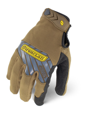 IRONCLAD IEX-PPG - COMMAND SERIES PRO GLOVE BROWN GLOVE
