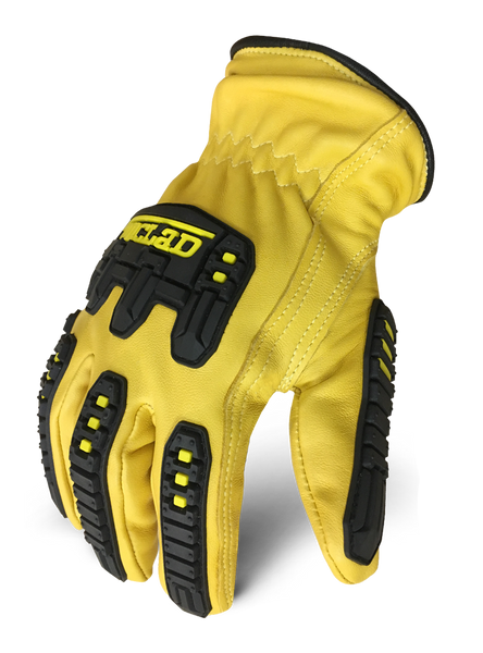 IRONCLAD ILD-IMPC5 - ULTIMATE 360° IMPACT LEATHER GLOVE