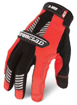 IRONCLAD IVO2 - I-VIZ REFLECTIVE ORANGE GLOVE