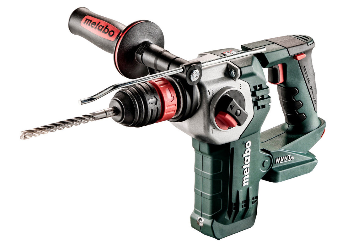 METABO KHA 18 LTX BL 24 QUICK (600211890) CORDLESS HAMMER (BARE TOOL ONLY!!)