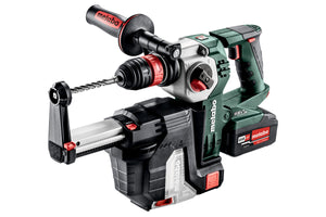 METABO KHA 18 LTX BL 24 QUICK SET ISA (600211950) CORDLESS HAMMER