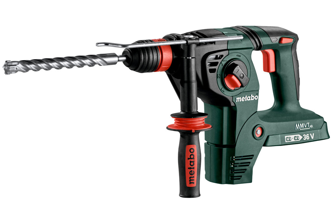 METABO KHA 36-18 LTX 32 (600796840) CORDLESS HAMMER (BARE TOOL ONLY!!)