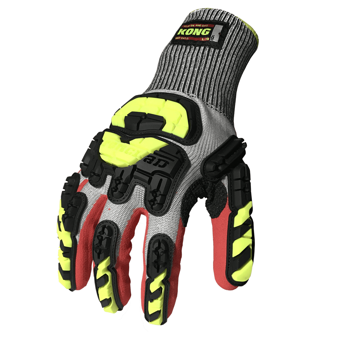 IRONCLAD KKCA5 - KONG KNIT CUT A5 IMPACT GLOVE