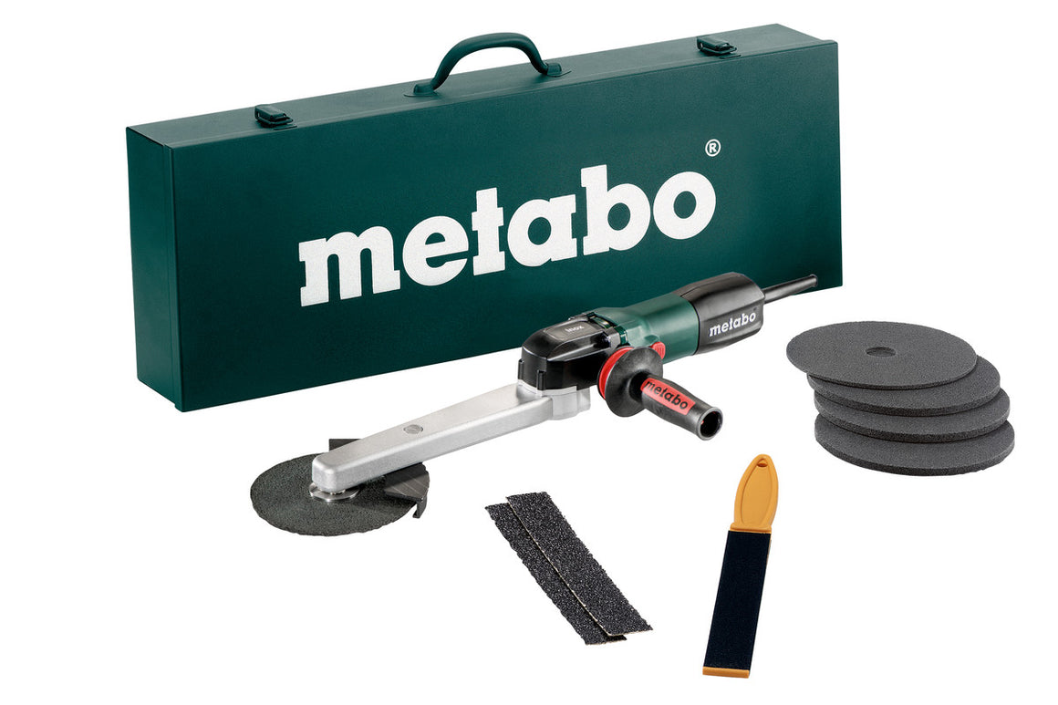 METABO KNSE 9-150 SET (602265620) FILLET WELD GRINDER