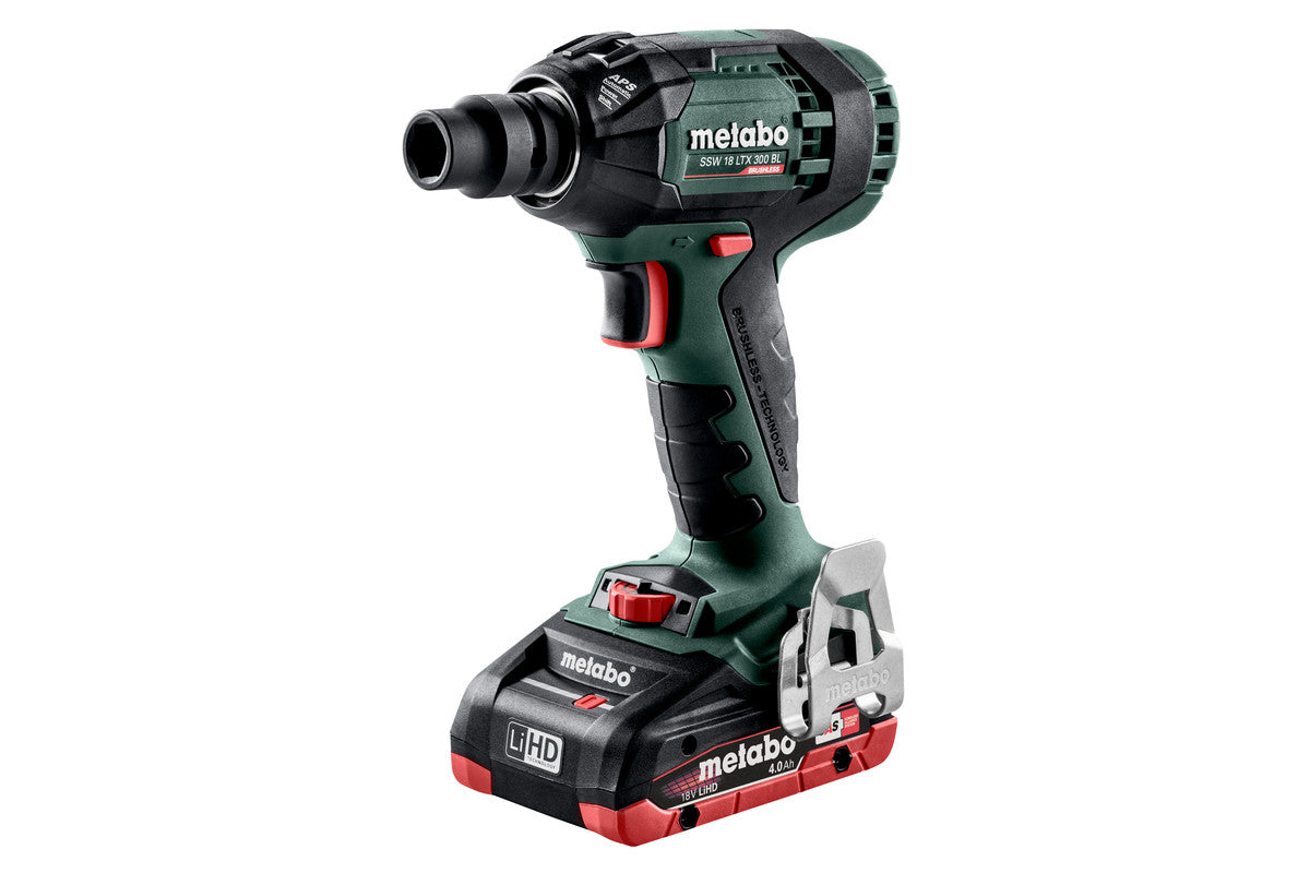 METABO SSW 18 LTX 300 BL (602395520) CORDLESS IMPACT WRENCH