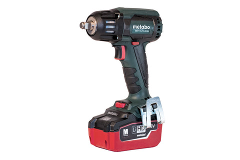 METABO SSW 18 LTX 400 BL (US602205550) CORDLESS IMPACT WRENCH