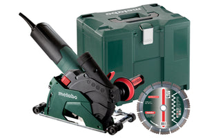 "METABO W 12-125 HD SET CED PLUS (600408680) 5"" ANGLE GRINDER"
